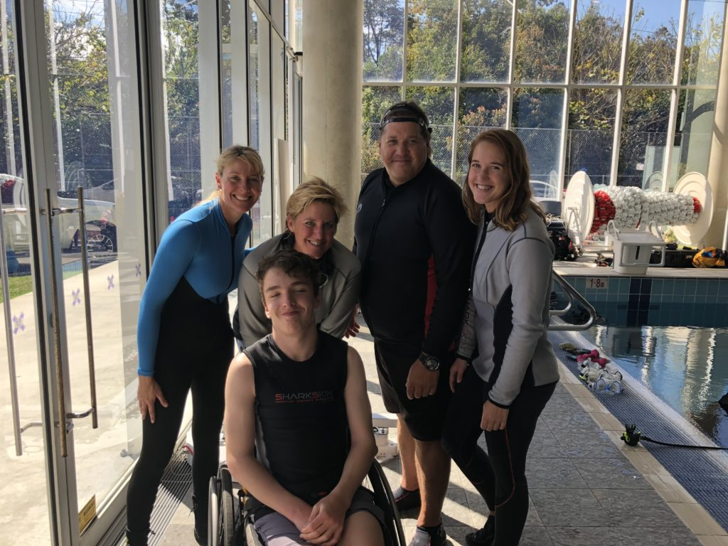 The Scuba Gym at Knox Grammar School